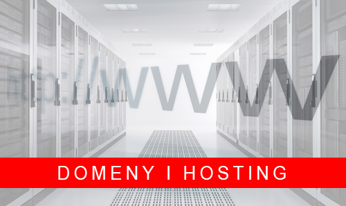 Domeny i hosting